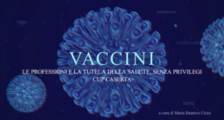 I professionisti per la campagna vaccinale