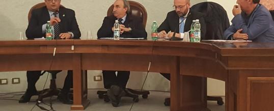 San Potito Sannitico. Presidente Della Valle ospite del Parco del Matese